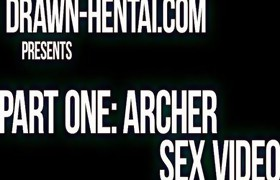 archer sex and adventures time