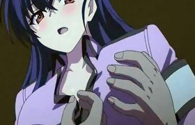 Hentai schoolgirl gets fucked and recorded