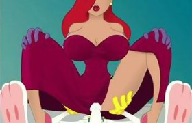 Jessica Rabbit anime sex game (2)