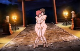 Crazy action, drama anime video with uncensored..