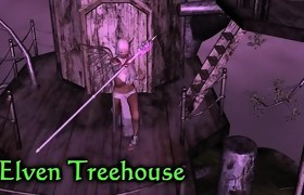 Treehouse - Astounding 3D anime adult archive